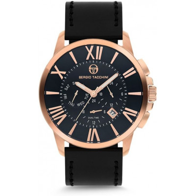 SERGIO TACCHINI CITY 46MM MEN`S WATCH  ST.1.103.04