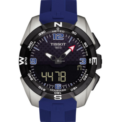TISSOT T-TOUCH EXPERT SOLAR ICE HOCKEY 45MM MEN'S WATCH  T091.420.47.057.02