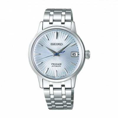 SEIKO PRESAGE AUTOMATIC 34MM LADY'S WATCH SRP841J1