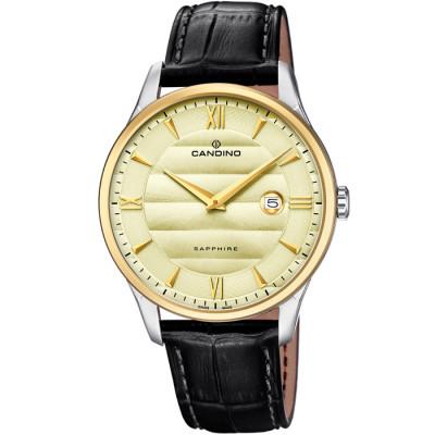 CANDINO TIMELESS CLASSIC 41MM MEN'S WATCH C4640/2