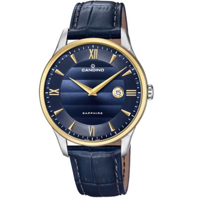 CANDINO TIMELESS CLASSIC 41MM MEN'S WATCH C4640/3