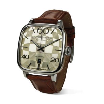 ALEXANDER SHOROKHOFF CANDY AUTOMATIC 41X41MM  MEN'S WATCH AS.KD01-2G
