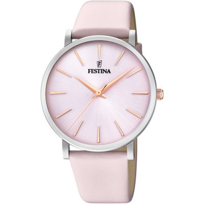 FESTINA BOYFRIEND 38 MM LADIES` WATCH F20371 / 2