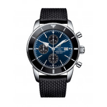 SUPEROCEAN HERITAGE II CHRONOGRAPHE 46MM CERAMIC AUTOMATIC  MEN'S WATCH A1331212/C968/267S