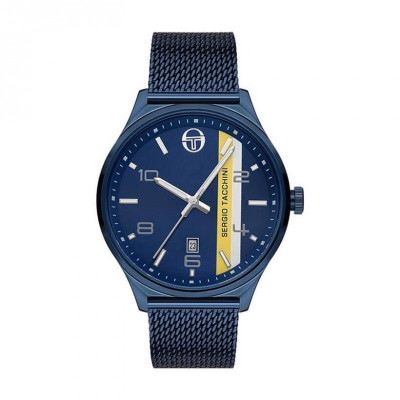 SERGIO TACCHINI CITY 42MM MEN`S WATCH ST.8.125.04