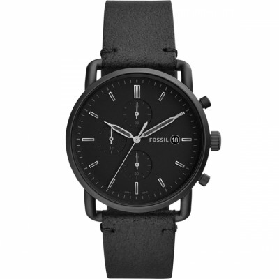 FOSSIL THE COMMUTER CHRONO 42MM MЕN'S WATCH FS5504