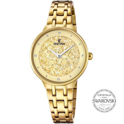 FESTINA MADEMOISELLE 30 MM LADIES` WATCHF20383/2