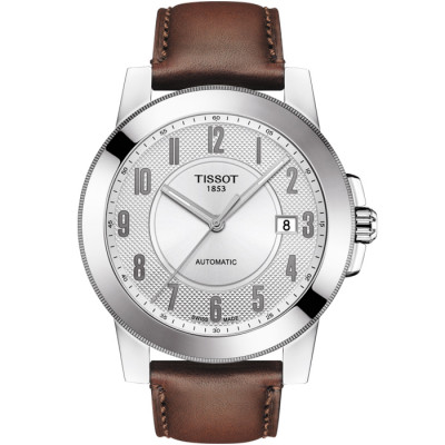 TISSOT GENTLEMAN 44MM MEN'S WATCH  T098.407.16.032.00