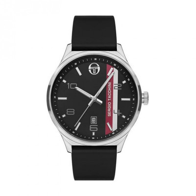 SERGIO TACCHINI CITY 42MM MEN`S WATCH  ST.8.126.06