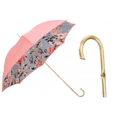 PASOTTI PINK UMBRELLA ДАМСКИ ЧАДЪР 1899A436-6-6P5