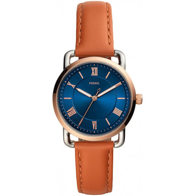 FOSSIL COPELAND 34MM LADIES WATCH ES4825