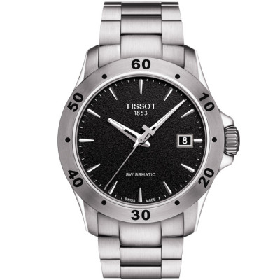 TISSOT V8 AUTOMATIC 42.5MM MEN'S WATCH T106.407.11.051.00