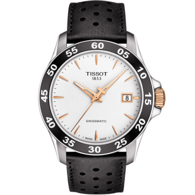 TISSOT V8 AUTOMATIC  42.5MM MEN'S WATCH T106.407.26.031.00