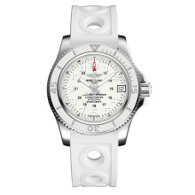 BREITLING SUPEROCEAN II 36 AUTOMATIC LADIES WATCH   A17312D2|A775|230S|A16S.1