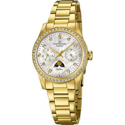 CANDINO MOON-PHASE 33MM LADIES WATCH C4689/1