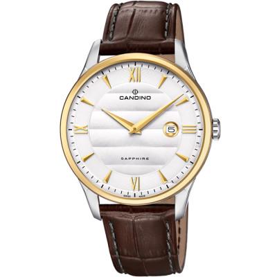 CANDINO TIMELESS CLASSIC 41MM MEN'S WATCH C4640/1