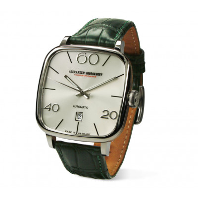 ALEXANDER SHOROKHOFF CANDY CLASSIC AUTOMATIC 41X41MM  MEN'S WATCH AS.KD01-10G