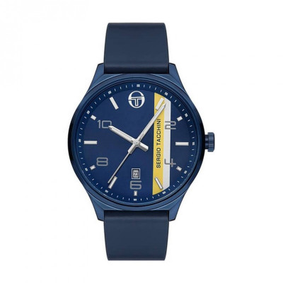 SERGIO TACCHINI CITY 42MM MEN`S WATCH ST.8.126.04