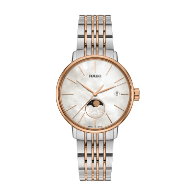 RADO COUPOLE CLASSIC QUARTZ 34 MM LADY'S WATCH R22883943
